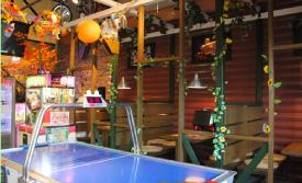 カラオケぽちたまのゲームコーナー